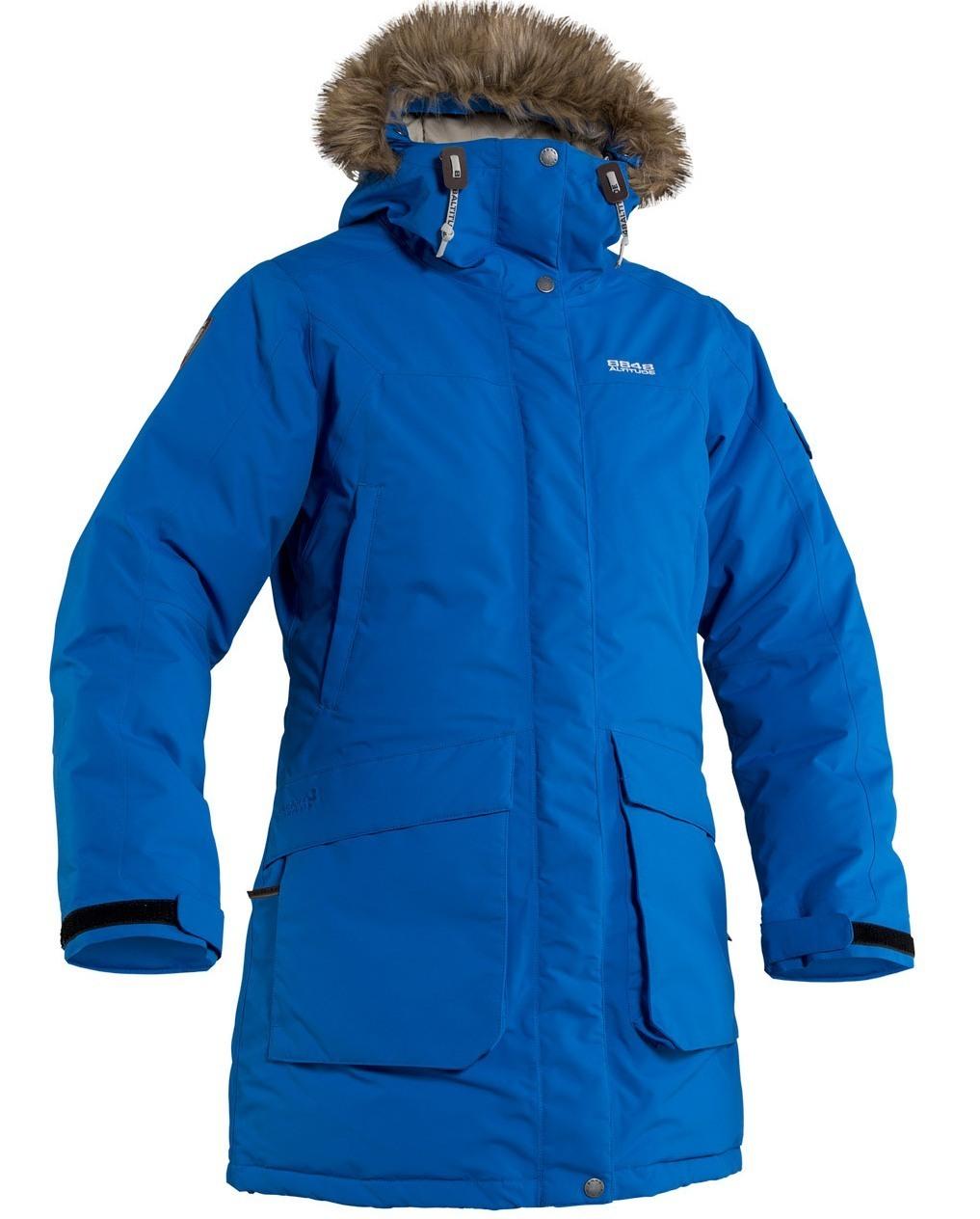 Куртка-парка 8848 Altitude Catala Blue