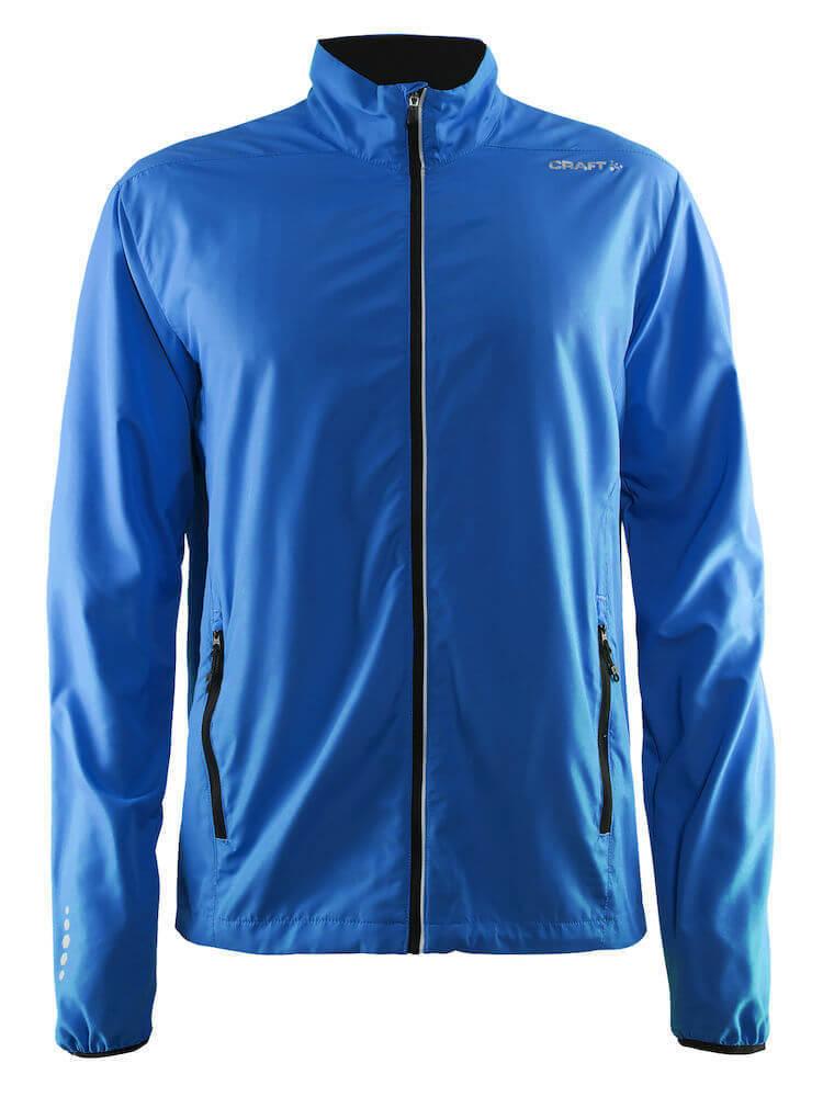 Craft Mind Run мужская беговая куртка blue - 1