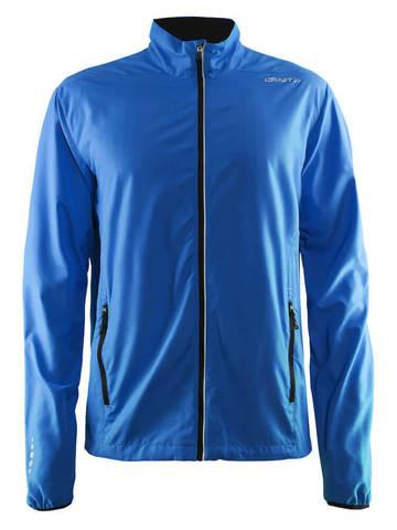 Craft Mind Run мужская беговая куртка blue