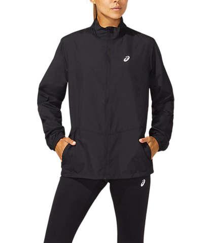 Asics Core Woven костюм для бега женский черный