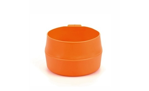 Wildo Fold-A-Cup Big портативная складная кружка orange
