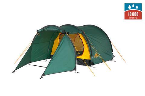Alexika Tunnel 3 туристическая палатка трехместная