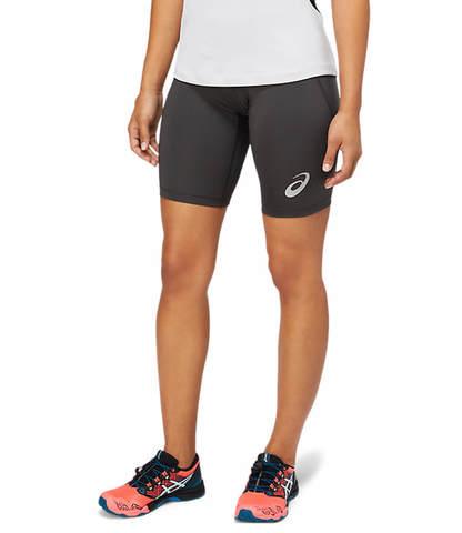 Asics Fujitrail Sprinter тайтсы для бега женские серые