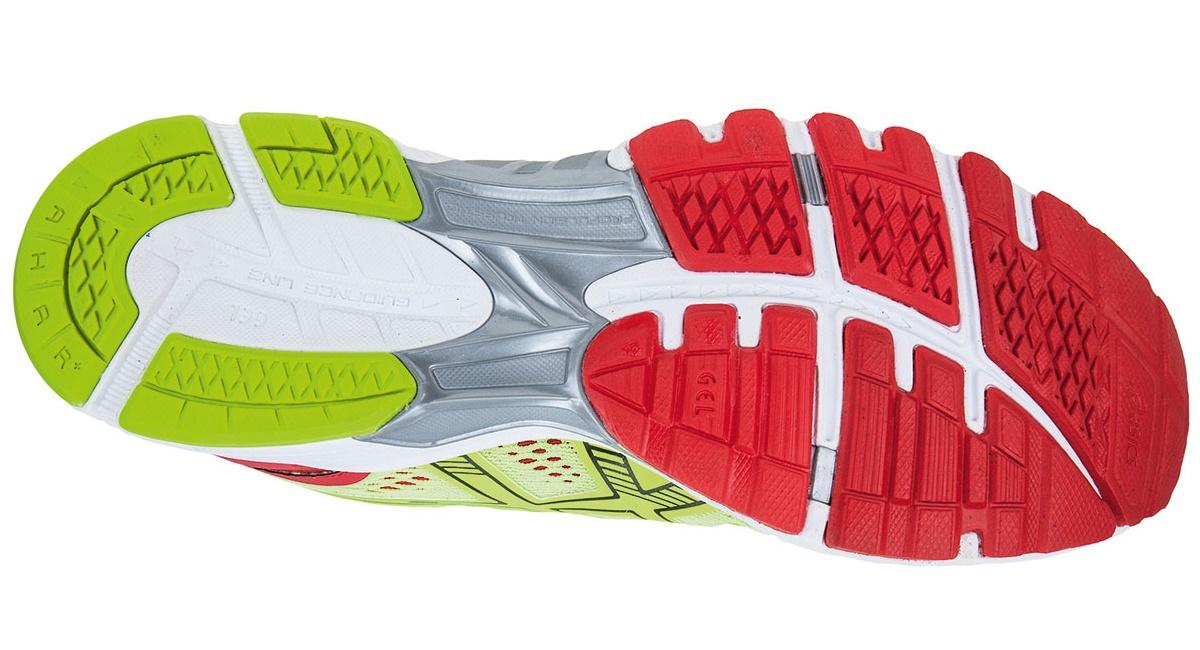 Asics Gel-DS Trainer 19 Neutral Мужские кроссовки для бега желтые