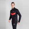 Nordski Base тренировочная куртка мужская black-red - 2