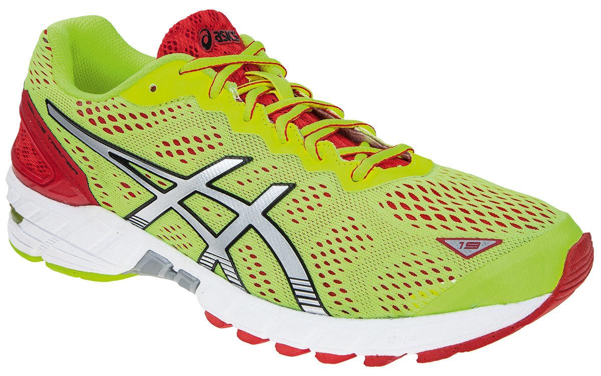 Asics Gel-DS Trainer 19 Neutral Мужские кроссовки для бега желтые - 4