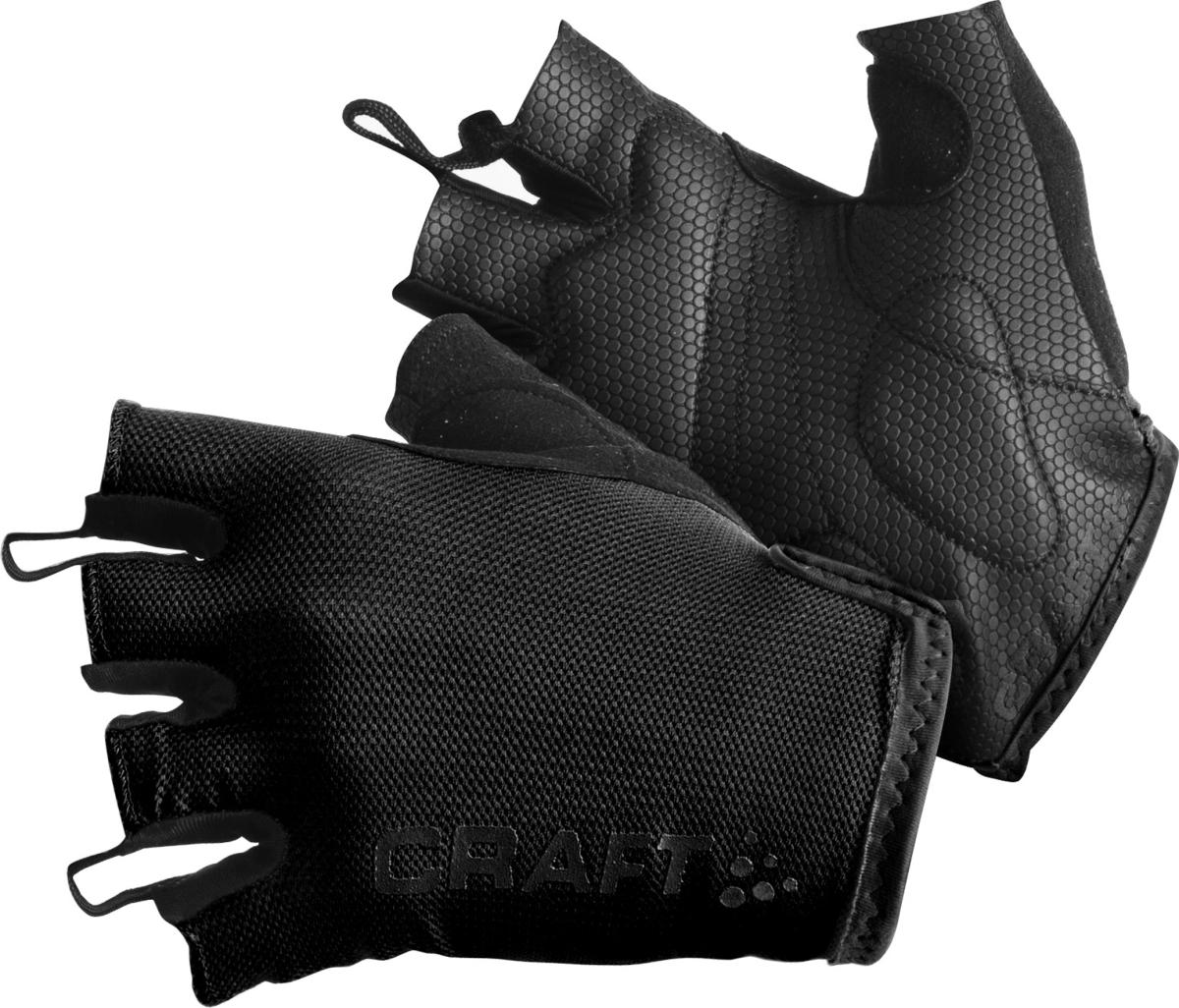 Велоперчатки Craft Active чёрные