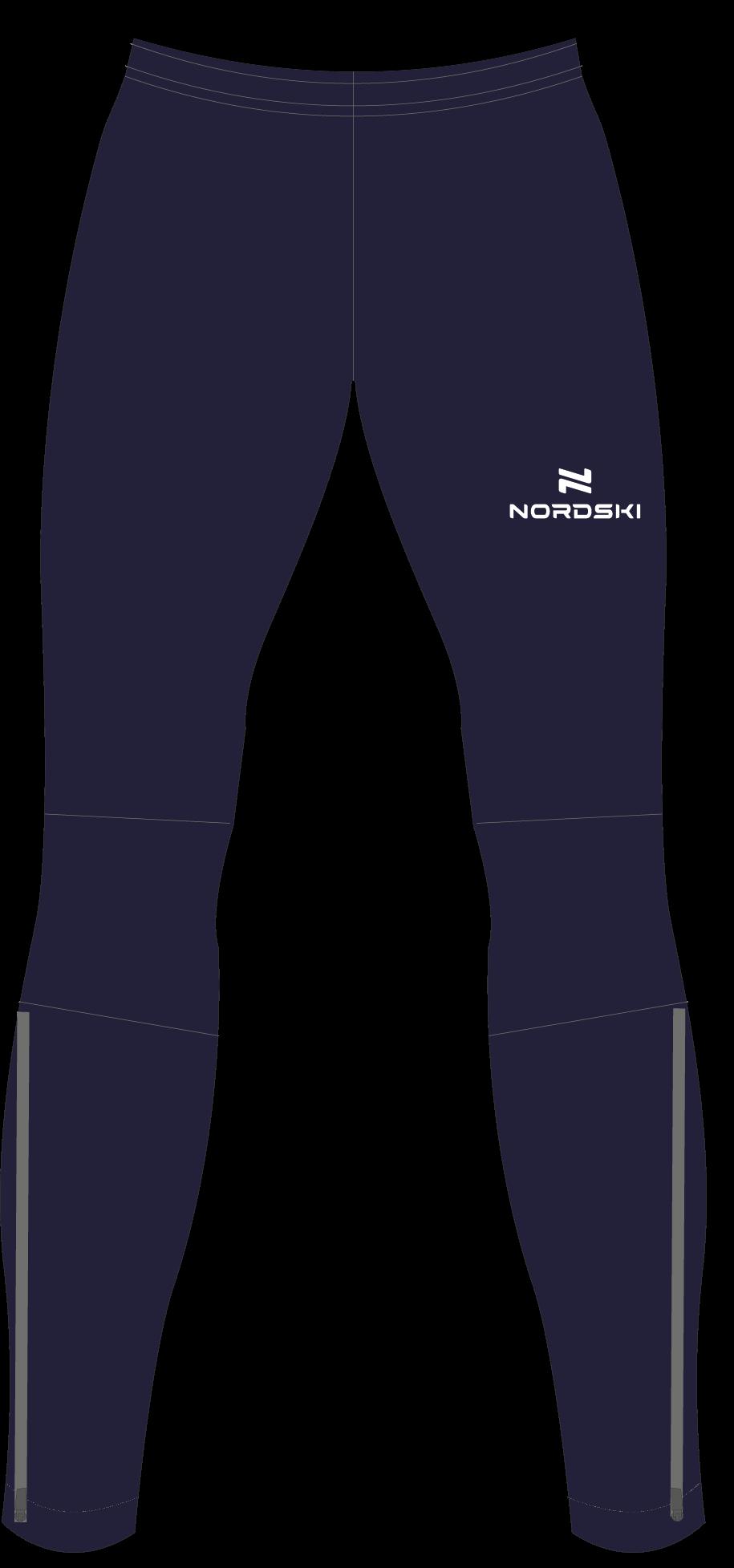 Nordski Jr Motion 2020 разминочный лыжный костюм детский blueberry-pink - 5