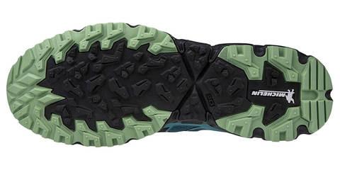 Mizuno Wave Daichi 5 GoreTex беговые кроссовки мужские черные-синие