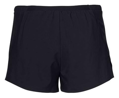 Asics Woven Short шорты беговые мужские черные