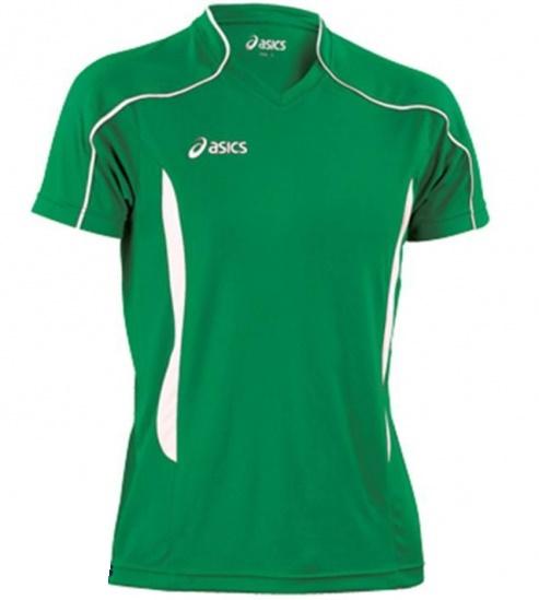 Волейбольная футболка Asics T-shirt Volo мужская greeen