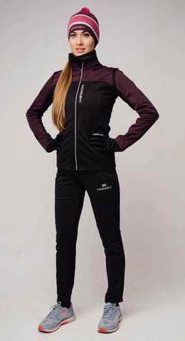 Nordski Base женские беговые лыжные брюки