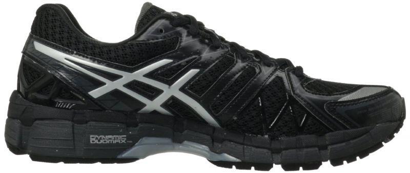 Asics Gel-Kayano 20 кроссовки для бега черные
