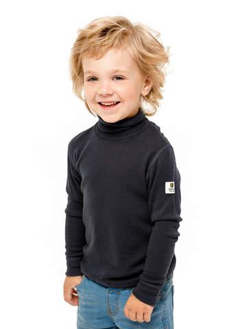 Janus Wool Merino детский комплект термобелья серый