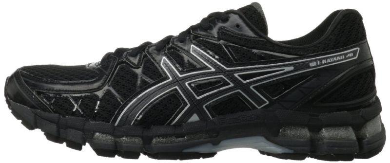 Asics Gel-Kayano 20 кроссовки для бега черные - 2