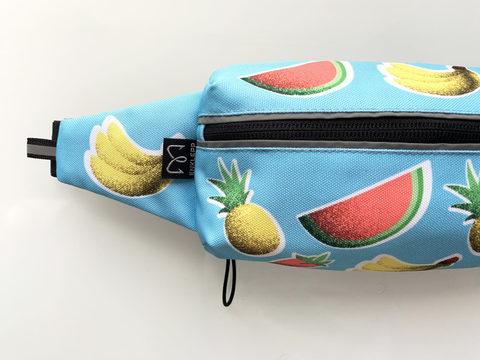 Enklepp Marathon Waist Bag поясная сумка fruits