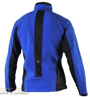 Лыжная куртка Noname Keep moving (синий)