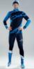 Nordski Premium лыжный гоночный комбинезон deep blue - 1