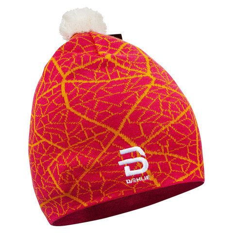 Bjorn Daehlie Hat Mixzone шапка красная