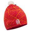 Bjorn Daehlie Hat Mixzone шапка красная - 1