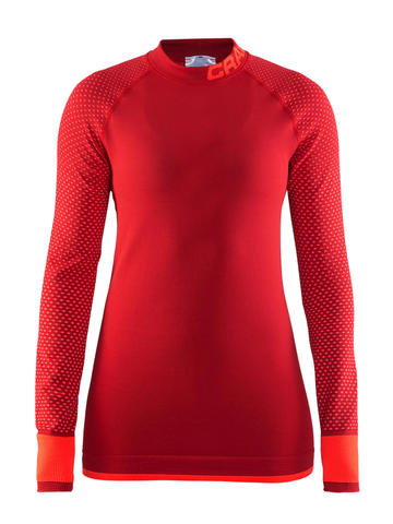 Термобелье женское Craft Warm Intensity рубашка