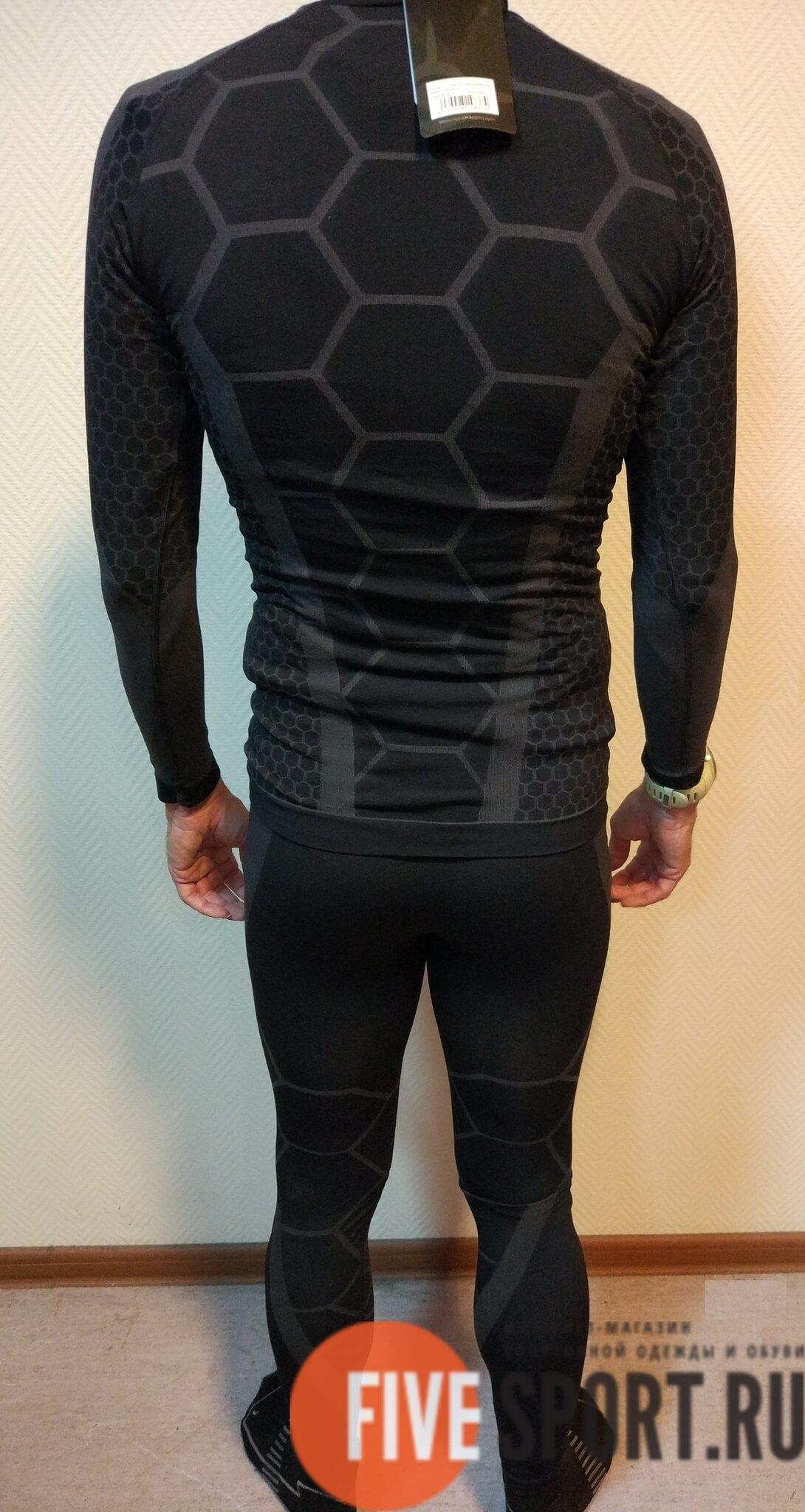 Noname Ultimate термобелье рубашка унисекс - 3