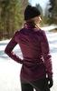 Nordski Motion Premium разминочный лыжный костюм женский Purple - 3