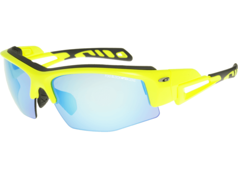 Goggle Troy спортивные солнцезащитные очки yellow-gray