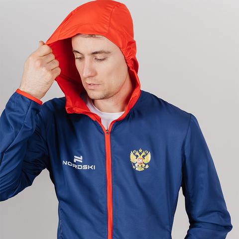 Nordski Run Patriot костюм для бега мужской