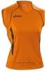 Asics Singlet Aruba Майка волейбольная женская orange - 1