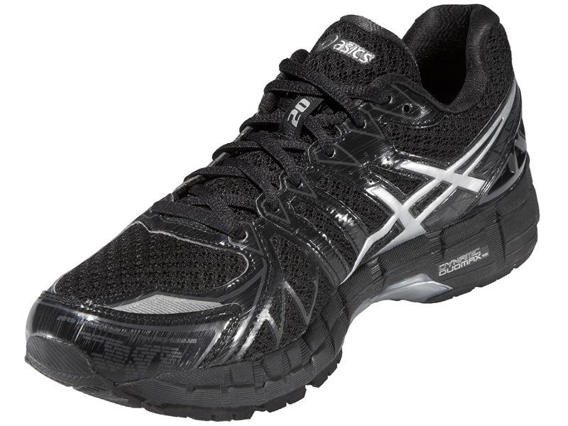 Asics Gel-Kayano 20 кроссовки для бега черные - 5