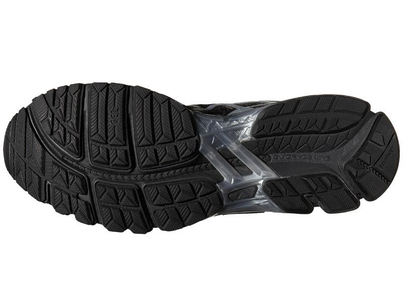 Asics Gel-Kayano 20 кроссовки для бега черные - 6