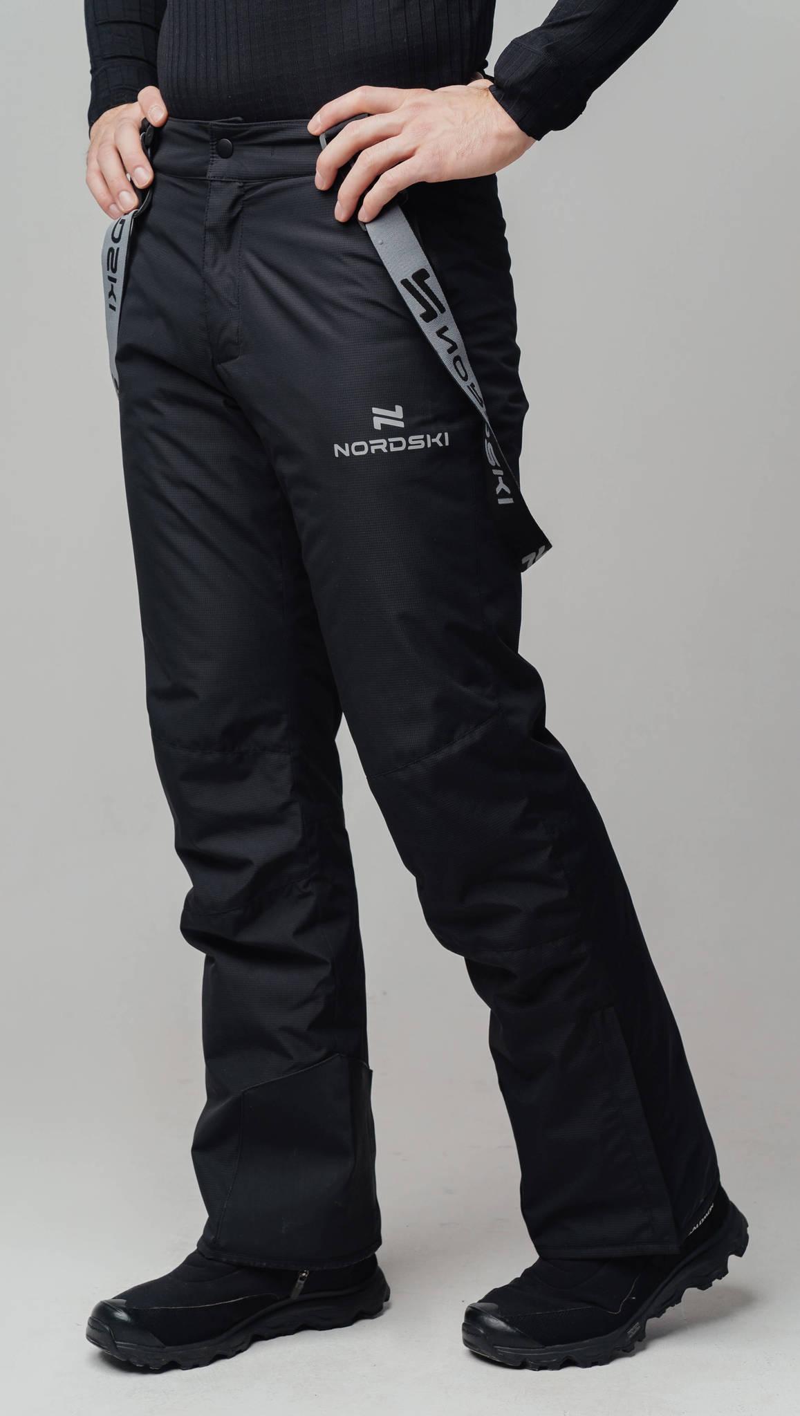 Nordski Extreme горнолыжный костюм мужской lime - 15