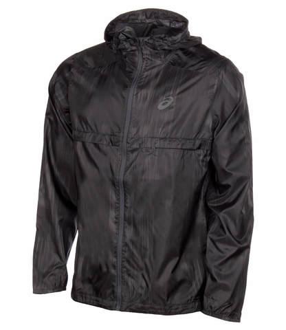 Ветровка мужская Asics Fuzex Packable черная