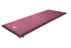 Alexika Alpine Plus 80 самонадувающийся коврик burgundy red