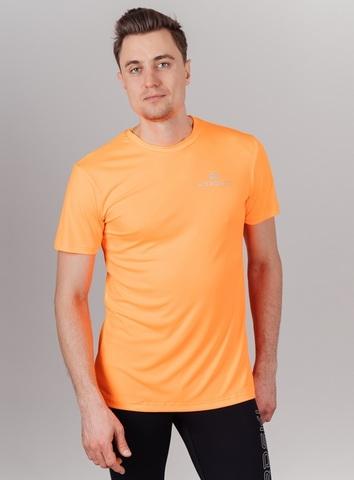 Nordski Active футболка мужская orange