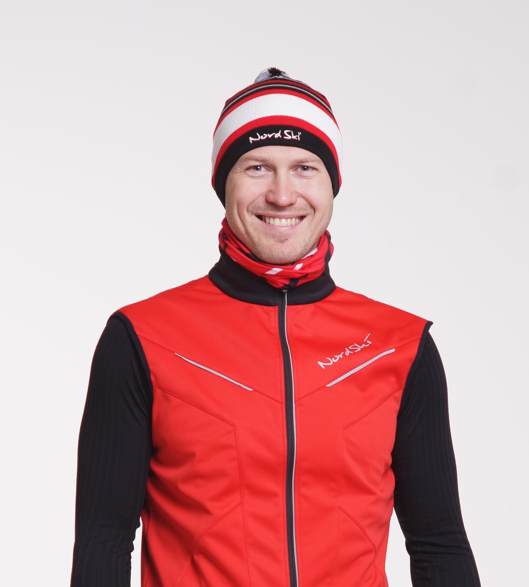 Лыжная шапка Nordski Bright black - 2