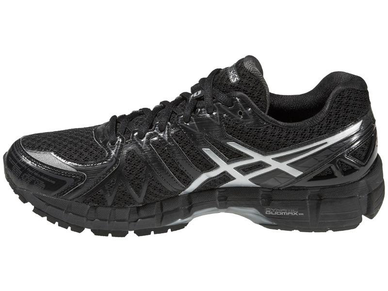 Asics Gel-Kayano 20 кроссовки для бега черные - 8