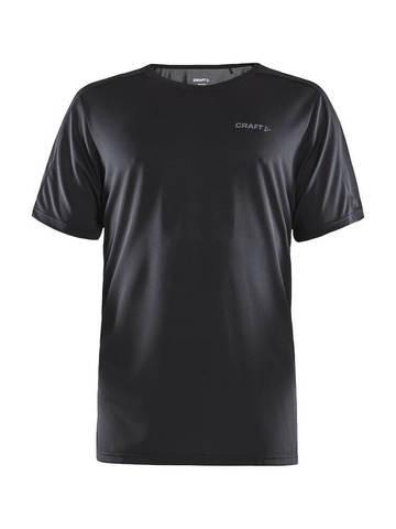 Craft Eaze SS Long беговая футболка мужская черная