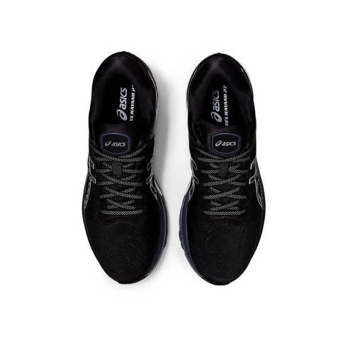 Asics Gel Kayano 27 Wide 2E беговые кроссовки мужские черные