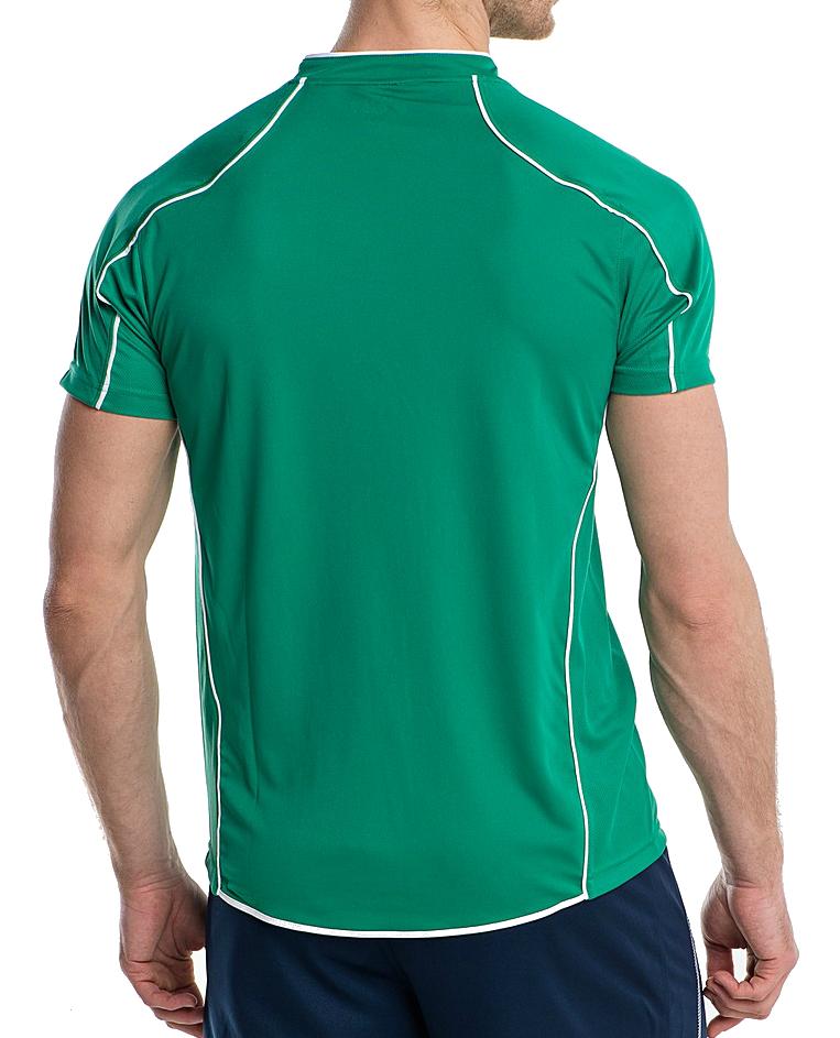 Волейбольная футболка Asics T-shirt Volo мужская greeen - 3