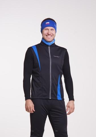 Nordski Active лыжный жилет мужской синий
