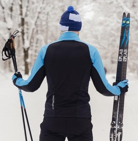 Nordski Premium лыжная куртка мужская breeze-black