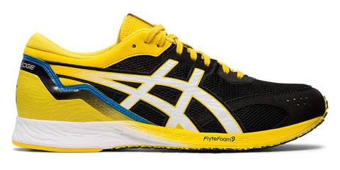 Asics Tartheredge кроссовки для бега мужские черные-желтые
