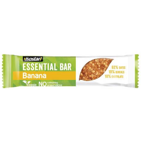 Isostar Essential Bar энергетический батончик банан