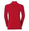 Odlo Warm детская термофутболка с длинным рукавом красная - 2