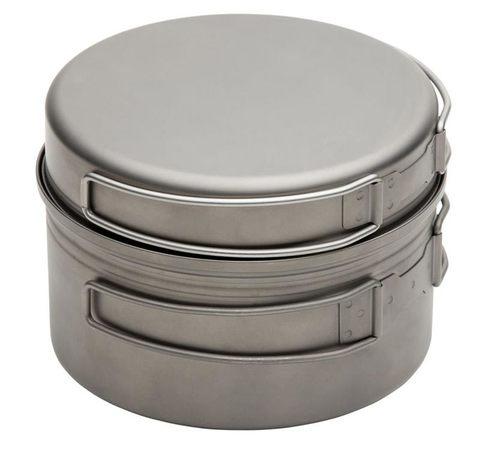 Fire-Maple Horizon 1 набор туристической посуды из титана