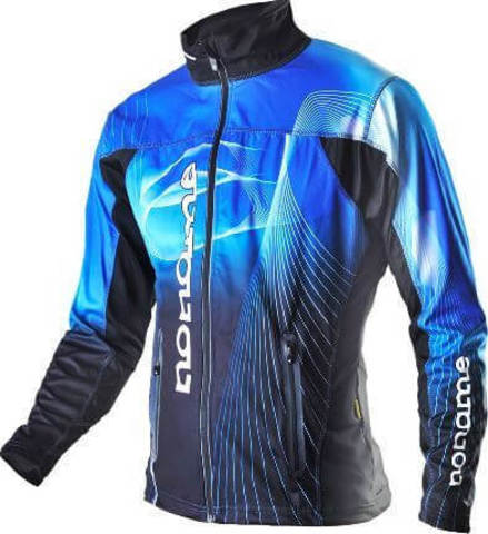 Noname Elite Jacket Digi UX лыжная куртка синяя