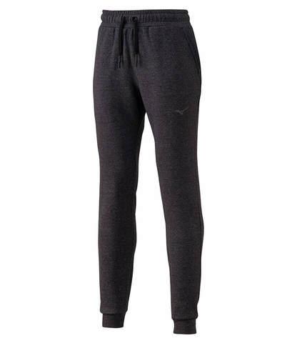 Mizuno Rib Pant брюки для бега женские черные