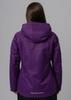 Nordski Light утепленная ветрозащитная куртка женская purple - 3